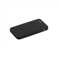 Чехол-накладка для iPhone SE/ 5S/ 5 Anycase Silicone (Черный)