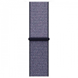 Ремешок для Apple Watch 38/ 40мм W17 Magic Tape Band (Midnight Blue)