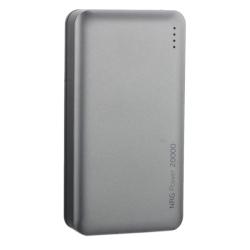 Внешний аккумулятор Deppa NRG 20000 mAh (2USB: 5V-2.1A) Графитовый