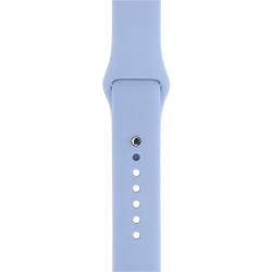 Ремешок спортивный для Apple Watch 38/ 40мм Sport Band (Lilac)