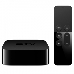 Медиаплеер Apple TV Gen 4 32Gb (Черный)