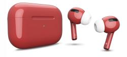 Беспроводная гарнитура Apple AirPods Pro Color (Светло-бордовый глянцевый)
