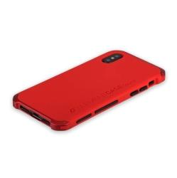 Чехол-накладка для iPhone X/ XS (5.8) Element Case Solace (Красный)