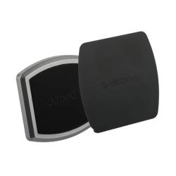 Магнитный держатель Deppa Mage Flat XL (до 500гр.) Черный