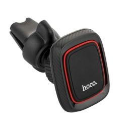Автомобильный держатель магнитный Hoco CA23 (Черный)