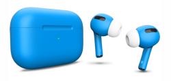 Беспроводная гарнитура Apple AirPods Pro Color (Голубой матовый)