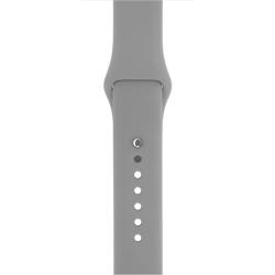 Ремешок спортивный для Apple Watch 42/ 44мм Sport Band (Concrete)