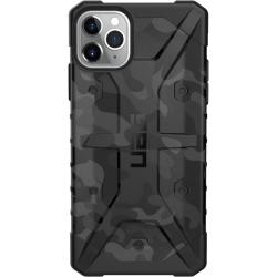 Противоударный чехол для iPhone 11 Pro Max UAG Pathfinder SE Camo (Черный камуфляж)