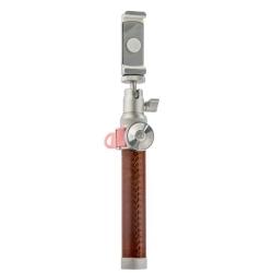 Монопод COTEetCI Aluminum Self-Stick Bluetooth (Серебристый)