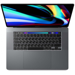 Ноутбук Apple MacBook Pro 16 with Retina display and Touch Bar Late 2019 (i7/2.6GHz/16Gb/512SSD/Space Gray) MVVJ2RU/A