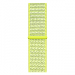 Ремешок для Apple Watch 42/ 44мм W17 Magic Tape Band (Flash Light)