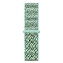 Ремешок для Apple Watch 38/ 40мм W17 Magic Tape Band (Marine Green)