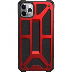 Противоударный чехол для iPhone 11 Pro Max UAG Monarch (Красный)