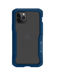 Противоударный чехол для Apple IPhone 11 Pro Max Element Case VAPOR-S (Синий)