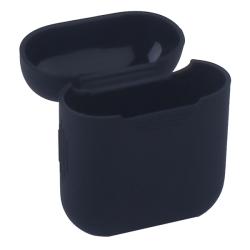 Чехол силиконовый для AirPods Deppa D-47005 (Черный)