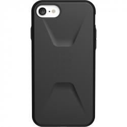 Противоударный чехол для iPhone SE 2020/8/7/6s UAG Civilian (Чёрный)