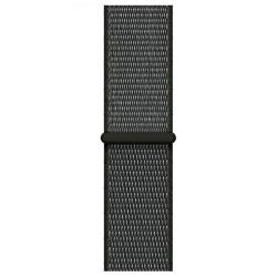 Ремешок для Apple Watch 38/ 40мм W17 Magic Tape Band (Dark Olive)