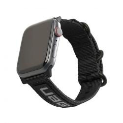 Ремешок для Apple Watch 42/ 44мм UAG Nato Eco Strap (Черный)