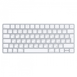 Клавиатура беспроводная Apple Magic Keyboard (MLA22RU/A)