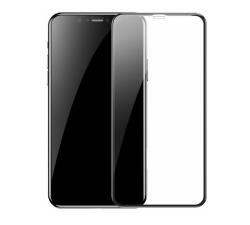 Защитное стекло Baseus 3D для iPhone Xs Max (Black)