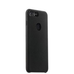 Чехол-накладка для iPhone 7 Plus/ 8 Plus COTEetCI Vogue Silicone Case (Черный/ Графит)
