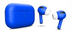 Беспроводная гарнитура Apple AirPods Pro Color (Синий матовый)