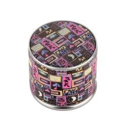 Портативная колонка I-Carer Mini Portable Fabric BF-120 (Фиолетовый)