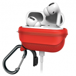 Чехол для AirPods Pro Catalyst Waterproof Premium Case (Красный)