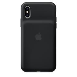 Чехол-аккумулятор для iPhone XS Apple Smart Battery (Черный)