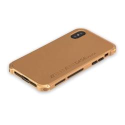 Чехол-накладка для iPhone X/ XS (5.8) Element Case Solace (Золотистый)