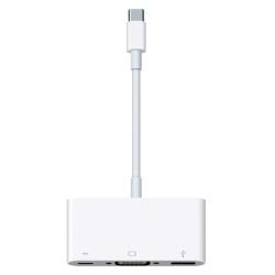Переходник Apple USB-C VGA Multiport Adapter (MJ1L2ZM/A)