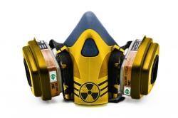 Дизайнерский Респиратор для защиты органов дыхания (Опасно1)