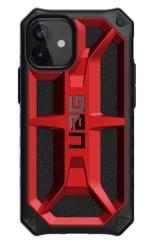 Противоударный чехол для iPhone 12 mini UAG Monarch (Красный)