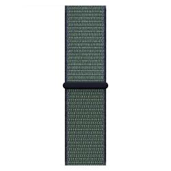 Ремешок для Apple Watch 38/ 40мм W17 Magic Tape Band (Midnight Fog)