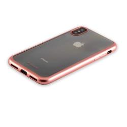 Чехол-накладка силикон для iPhone X (5.8) Deppa Gel Plus Case D-85338
