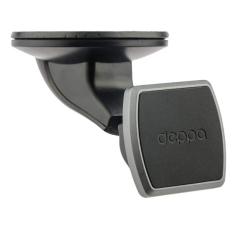 Автомобильный держатель магнитный Deppa Crab Mage One D-55151 (до 300 гр.) Черный