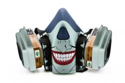 Дизайнерский Респиратор для защиты органов дыхания (Джокер)