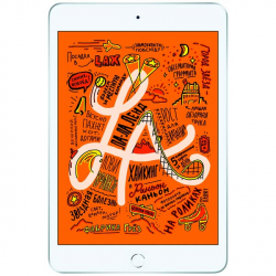 Планшет Apple iPad mini 5 (2019) 64Gb Wi-Fi (Серебристый)