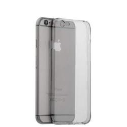 Чехол силиконовый для iPhone 6S/ 6 Hoco Light Series (Дымчатый)