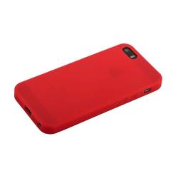 Чехол-накладка для iPhone SE/ 5S/ 5 Anycase Silicone (Бордовый)