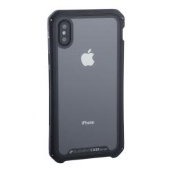 Чехол-накладка для Apple iPhone X/ XS  Element Case G-Solace (Черный ободок)
