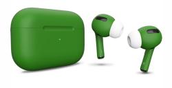 Беспроводная гарнитура Apple AirPods Pro Color (Темно-зеленый матовый)