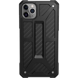Противоударный чехол для iPhone 11 Pro UAG Monarch (Карбон)