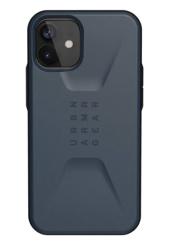 Противоударный чехол для iPhone 12 mini UAG Civilian (Темно-синий)