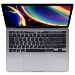 Ноутбук Apple MacBook Pro 13 дисплей Retina с технологией True Tone Mid 2020 (i5/1,4GHz/8GB/256SSD/Space Gray) MXK32RU/A