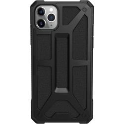 Противоударный чехол для iPhone 11 Pro Max UAG Monarch (Черный)