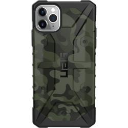 Противоударный чехол для iPhone 11 Pro Max UAG Pathfinder SE Camo (Зеленый камуфляж)