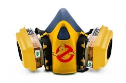 Дизайнерский Респиратор для защиты органов дыхания (Охотники за привидениями)