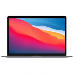 Ноутбук Apple MacBook Air 13 Late 2020 (Apple M1/8Gb/256Gb SSD/Space Gray) MGN63RU/A