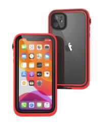 Водонепроницаемый чехол для Apple IPhone 11 Catalyst Waterproof Case (Красный)